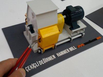 ankara makina maketleri yapanlar modelci mimari maket baraj maketi müze maketleri